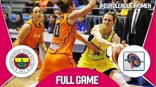 Fenerbahce (TUR) v Famila Schio (ITA) - Full Game - EuroLeague Women 2016/17
