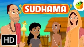 Sudhama | Indian Mythological Stories | English Stories for Kids and Childrens