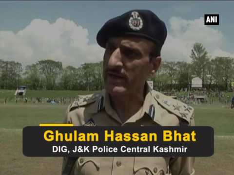 J&K police starts recruitment drive for youths - ANI News