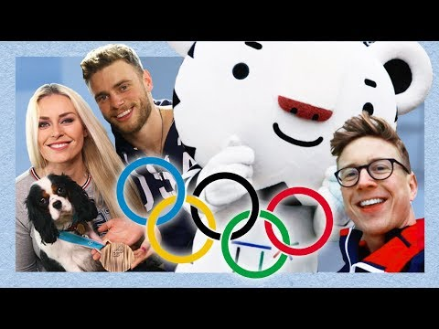 i went to the olympics!!