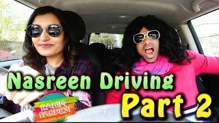 Nasreen Driving Part 2 | Rahim Pardesi