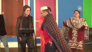 Sobia Khan and Tahir Anjum New Pakistani Stage Drama Mubarkan Full Comedy Funny Clip 2017
