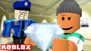BECOMING A JEWELRY THIEF IN ROBLOX