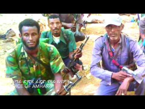Voice of Amhara Daily News February 19, 2017