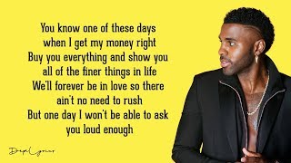 Marry Me - Jason Derulo (Lyrics) 🎵