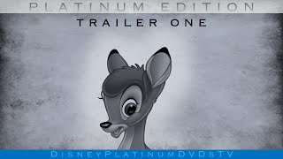 Bambi (Platinum Edition) Spring 2005 Trailer #1