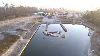 Mexico Beach - After Hurricane Michael (Drone Footage)