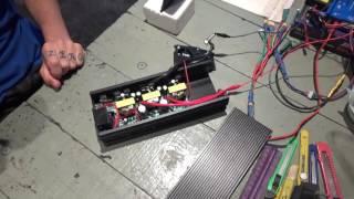 Power inverters how to repair 2000w power inverter