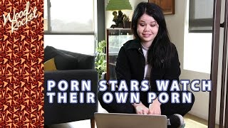 Porn Stars Watch Their Own Porn: Yhivi