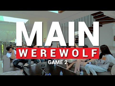MAIN WEREWOLF (feat. Cast Ada Cinta di SMA) - Game 2