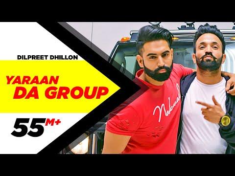 Yaaran Da Group | Dilpreet Dhillon | Parmish Verma | Narinder Batth | Desi Crew | Speed Records
