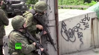Brazilian Army, Drug Gang Members Exchange Fire