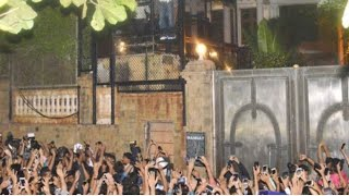 SRK house mannat full view