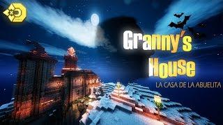GRANNY'S HOUSE - Trailer | (Mapa/Casa de Minecraft por Halloween) ▬ Original por XDGAMES