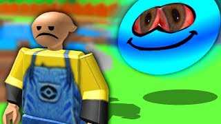 He didn't mean to make this Roblox game this creepy...