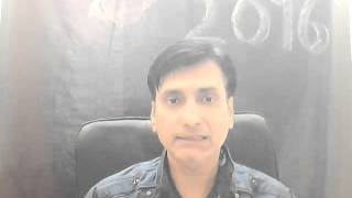 2016 MAKAR RASHI Rashifal  ( Capricorn Horoscope Year  2016 )