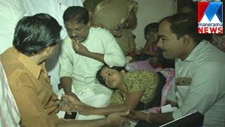 C Raveendranad visits Jishnu