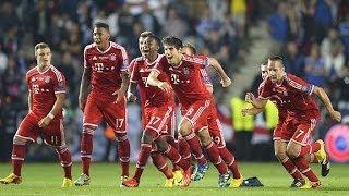 FC Bayern Tiki-Taka ● Guardiola System ● 13-14 HD
