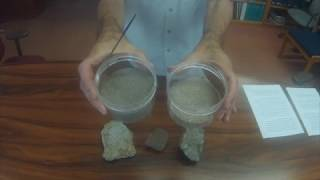 Hands on Video 7 - Sediment Maturity and Depositional Environments
