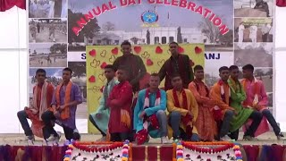 Dil Dhadakata Kehu Ke Pyaar Me    Bhojpuri Group Dance   (2015)    ssgj