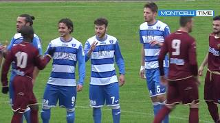 Monticelli-Olympia Agnonese 0-0