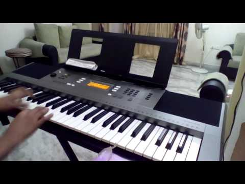 Bahubali Theme Song - Piano Cover