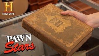 Pawn Stars: 1911 Edition Peter Pan Novel (Season 15) | History