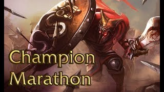 League of Legends: Champion Marathon - Pantheon