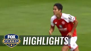 Mainz vs. Bayer Leverkusen | 2017-18 Bundesliga Highlights