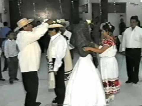 Xochipizahuatl Boda tradicional mexicana