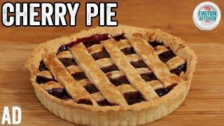 CHERRY PIE RECIPE   EMOTION COOKBOOK #4 AFFECTION #ad