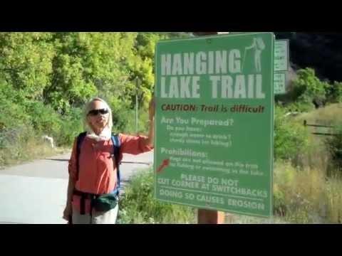 Hike to Hanging Lake, Glenwood Canyon