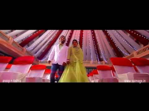 Oru Kalakkan Nikkah ,Anoop & Roshna,Royal muslim wedding Highlight