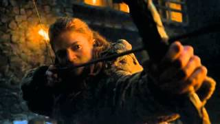 Ygrette (Shot To the Heart) Game of Thrones S04E09