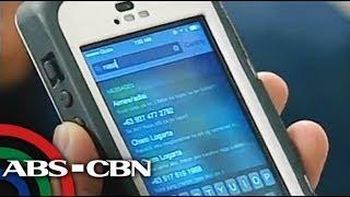 Vhong, Deniece text messages retrievable?
