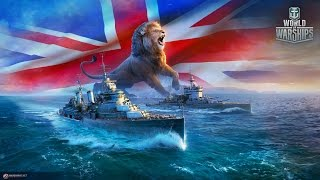 World of Warships 2xWS 1DQ und 5 Kills