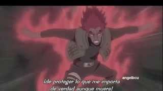 Naruto shippuden capitulo 419 ¡madara vs gai! prologo