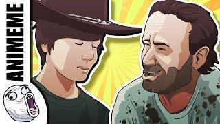 CARL! - Rick Grimes / The Walking Dead