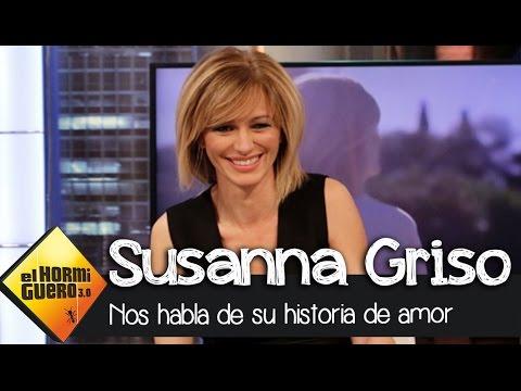 Susanna Griso Conocí a mi marido en la radio El Hormiguero 3.0