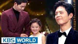2016 KBS Drama Awards | 2016 KBS 연기대상 - Part 2 [ENG/中文字幕/2017.01.03]