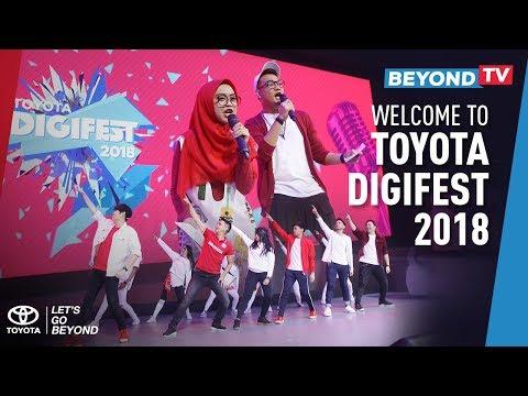 [BEYOND TV] Pecahin Semangat Lo - Toyota DIGIFEST 2018