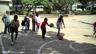 Kenyan Basketball Camp - FEBA