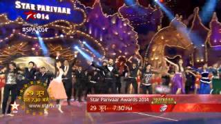 The most entertaining night is here, STAR Parivaar Awards 2014