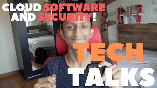 TechTalks(Cloud Storage and Security!)#1