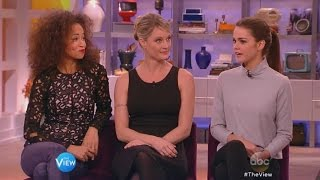 Teri Polo: Interview -'The View'(February 26, 2015)