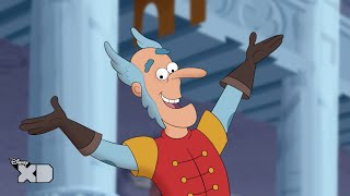 The 7D - He's Uncle Humidor Song - Official Disney XD UK HD