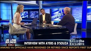 Interview With Bill Ayres & Dinesh D'Souza  [Part 3] with Megyn Kelly