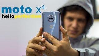 Recibi Moto X4 y sorpresa que Me lleve | Tecnocat