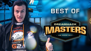 Best Of - Funny Moments & Best Frags @ DreamHack Masters Las Vegas 2017