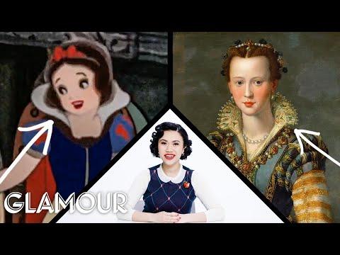 Fashion Expert Fact Checks Snow White s Costumes Glamour